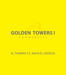 Golden Towers I Commercial – El Thawra St., Masr El Gededa