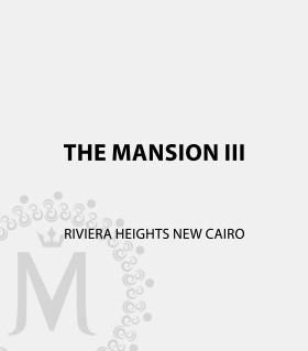The Mansion III – Riviera Heights New Cairo
